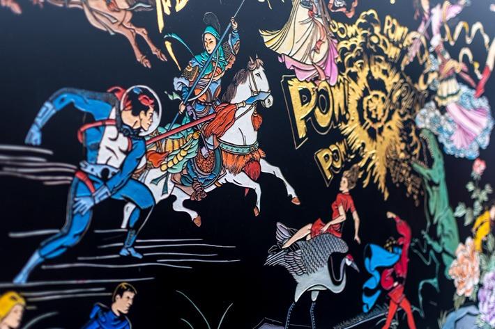 Art Central HK Cartoon