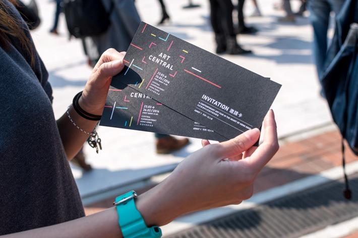 Art Central HK Tickets