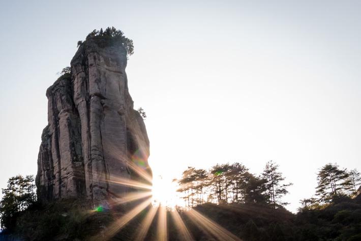 Wuyishan Sunset