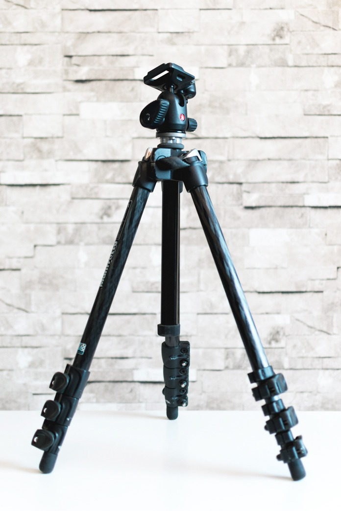 Travel Photography Gear: Manfrotto MT293C4