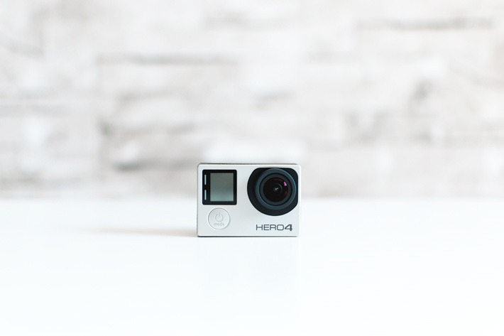 Travel Photography Gear: GoPro HERO4 Silver