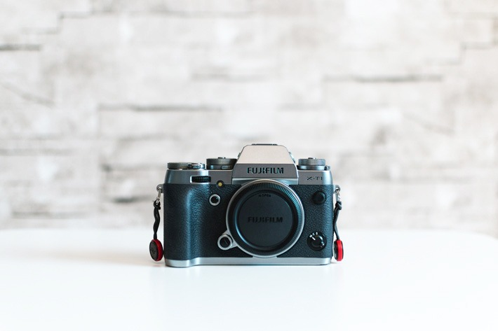 Travel Photography Gear: Fujifilm X-T1
