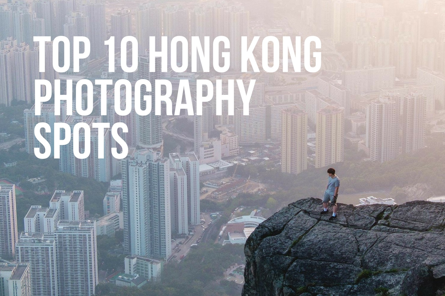 Hong Kong photography spots